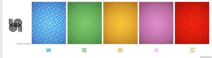 Patterns by jonrod
