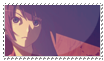 Bakemonogatari Stamp by LadyCiel