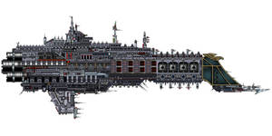 Lord Solar Macharius Cruiser
