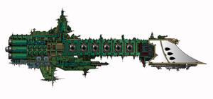 Dauntless Light Cruiser