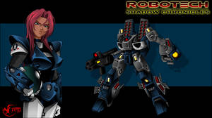 Veritech Shadow Fighter Pt 1