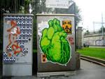 2007 Paste up Bistolfi Milano