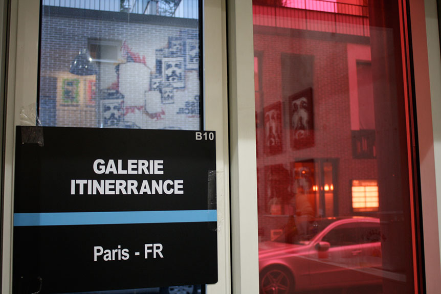 NEWWORKS GALERIE ITINERRANCE 3 by orticanoodles
