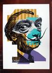 Portrait of Salvador Dali 10