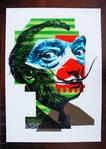 Portrait of Salvador Dali 07
