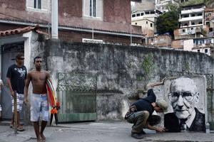 Comune do Vidigal, Rio 03 by orticanoodles
