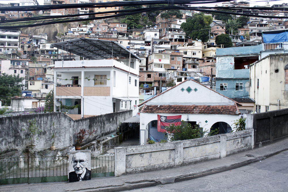 Comune do Vidigal, Rio 06 by orticanoodles