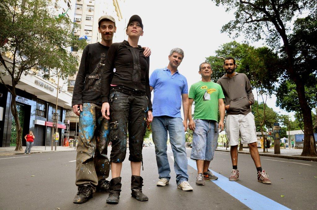 Brasilian Crew by orticanoodles