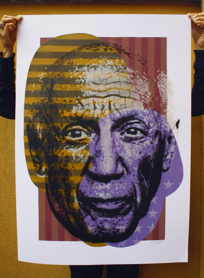 pablo picasso is not like you by orticanoodles