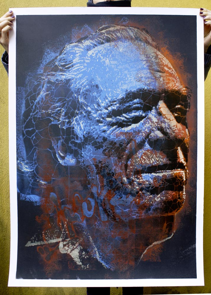 Charles Bukowski 01 by orticanoodles