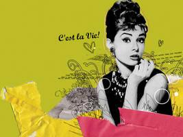 C'est La Vie by pinkly