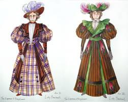 Lady Bracknell by Tin-Lizzy
