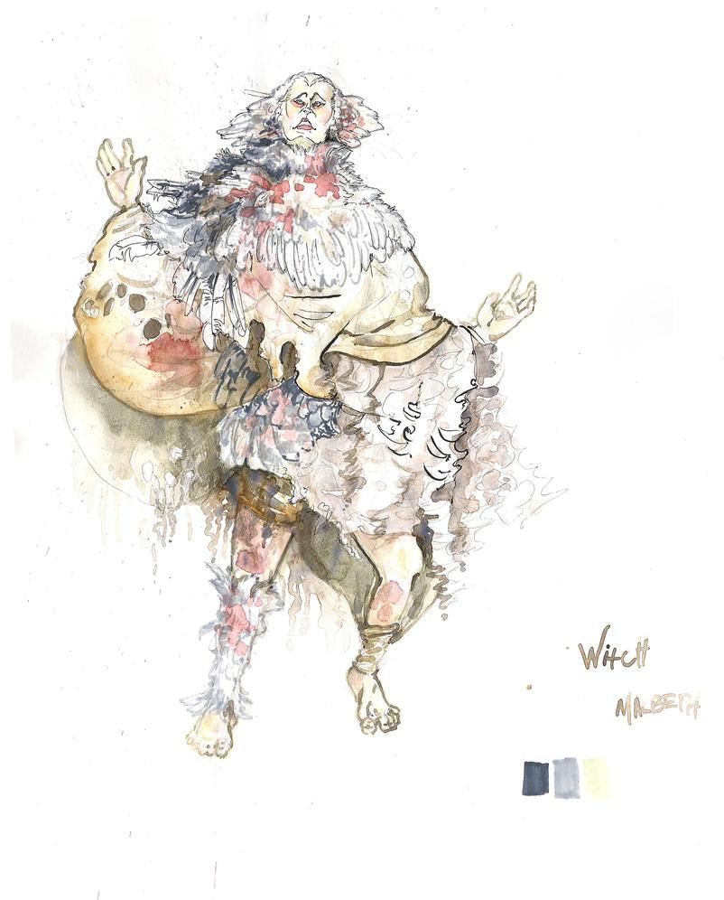 Macbeth Air Witch by Tin-Lizzy