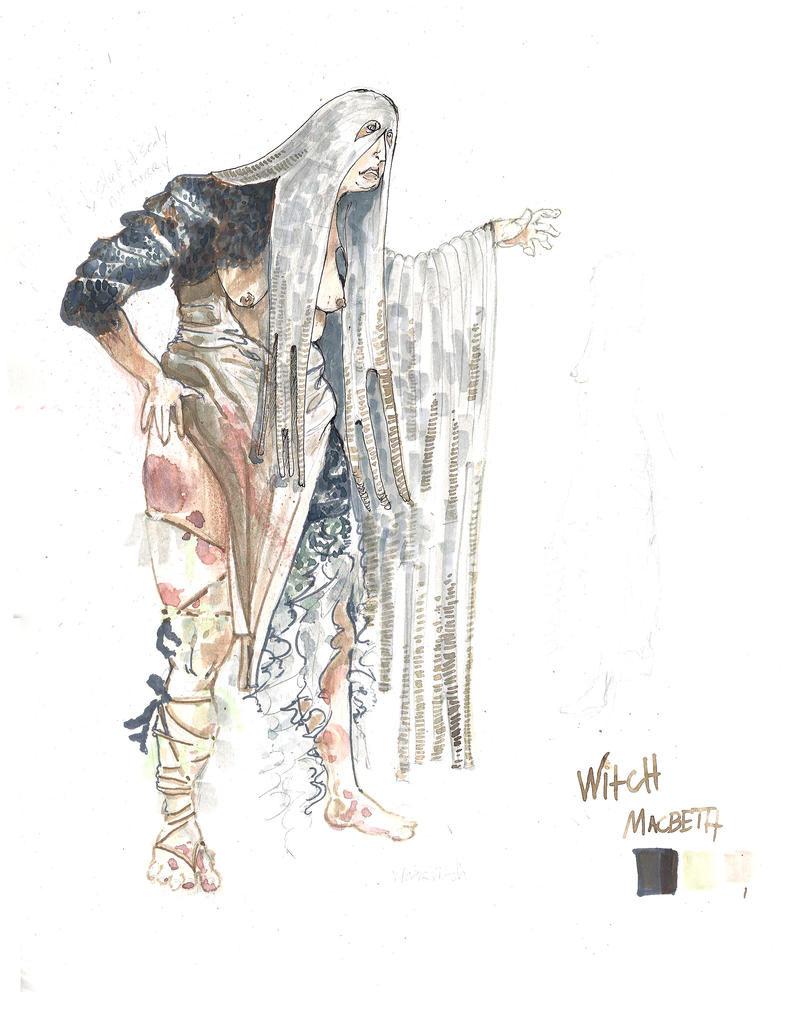 Macbeth Water Witch by Tin-Lizzy
