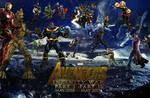 Avengers Infinity War: Wallpaper