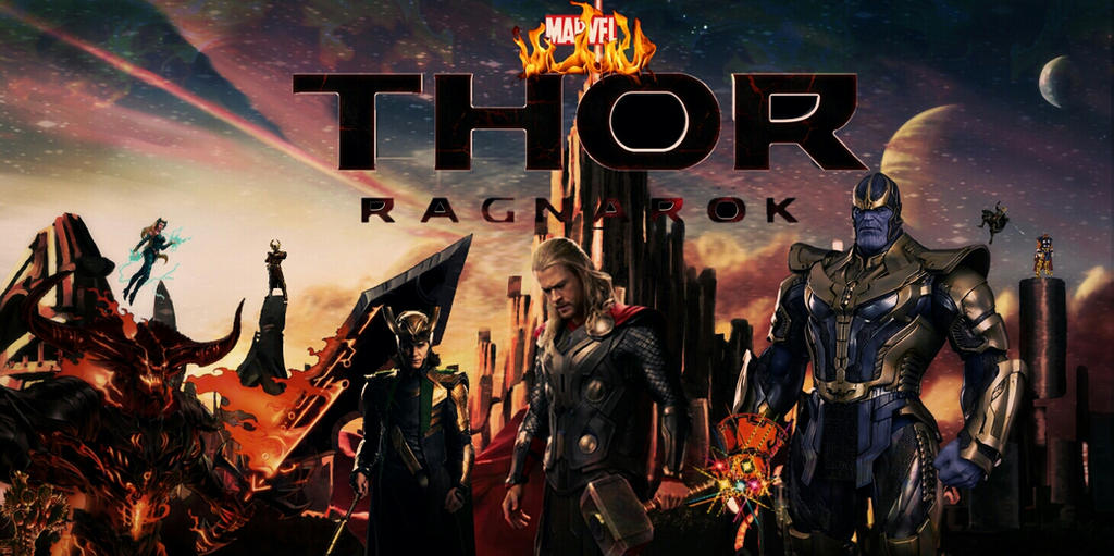 Thor Ragnarok Wallpaper 520548557 on The Bill Of Rights Poster