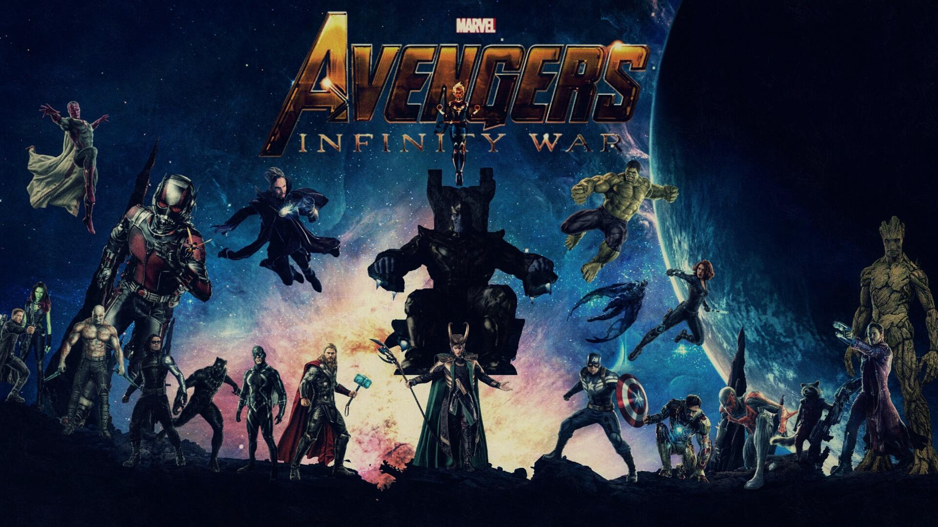 Avengers Infinity War Wallpapers - My Free Wallpapers Hub