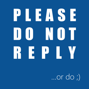 Do-Not-Reply's Profile Picture