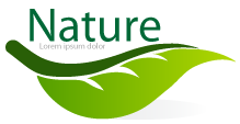 Nature logo by WildDawid