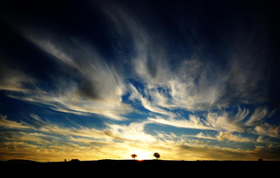 silence dusk
