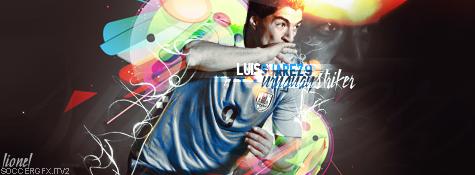 luisitosuarez9v1 by Leosfa