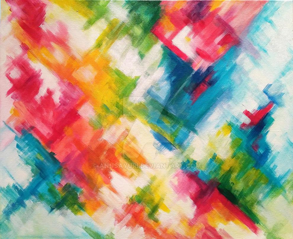 Mosaic 1 by annsayuri