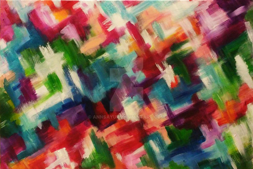 Mosaic 3 by annsayuri