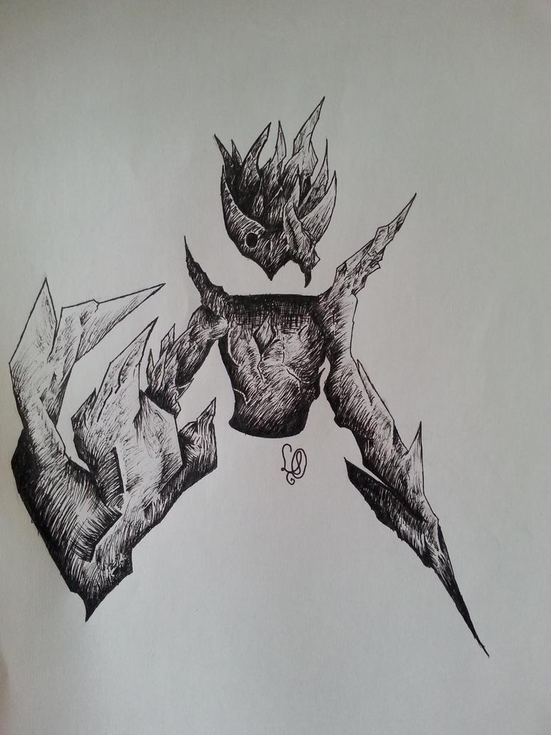 Sketch 10 by LeoSandrini
