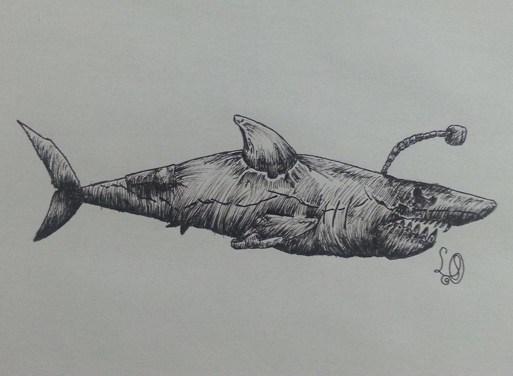 Iron Shark by LeoSandrini