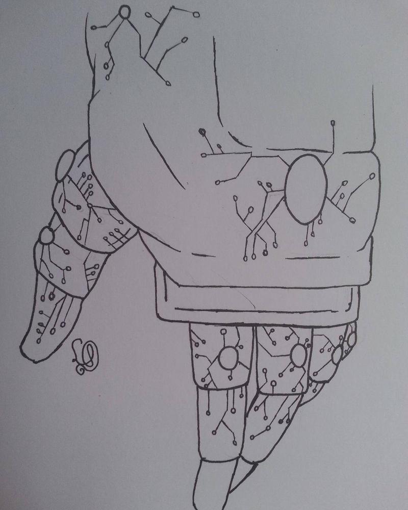 A quick sketch. by LeoSandrini