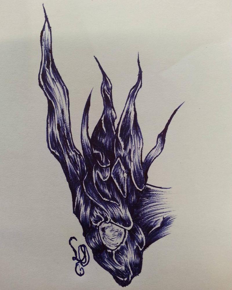 Sketch 12. by LeoSandrini