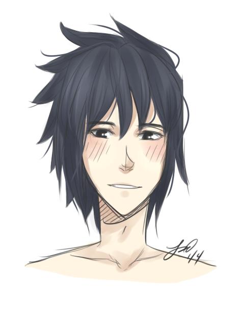 Sasuke Uchiha by Darth-Crumb