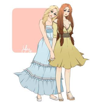 Helena And Rosalie