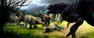 V.Rex Attacks Ferrucutus