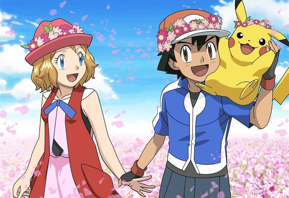 New Amourshipping Movie Poster By Willdinomaster55 On Deviantart