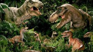 The Lost World's Predators