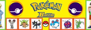 Pokemon Battle: Clemont vs Tracey
