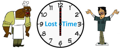 TOTAL DRAMA LOST IN TIME