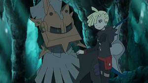 Gladion and Type: Null by WillDinoMaster55