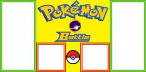 Pokemon Battle Scoreboard (1 On 1 Battle)