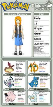 Pokemon Quest: Emily