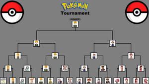 My Pokemon Battle Tournament