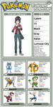 Trainer Profile: Calem by WillDinoMaster55