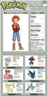 Trainer Profile: Zoey