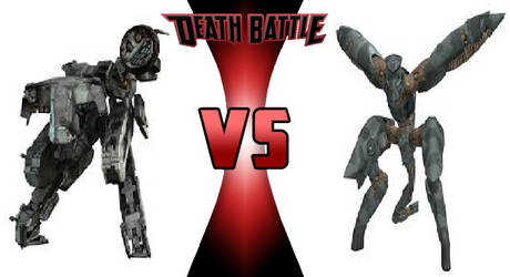 DEATH BATTLE: Rex vs Ray by WillDinoMaster55