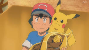 Alola League Winner: Ash Ketchum