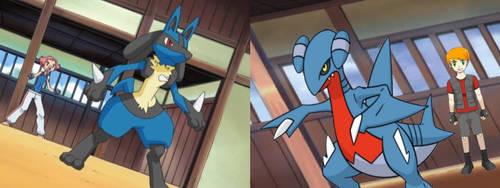 Pokemon Quest: Will vs Maylene (Veilstone Gym)