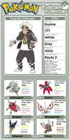 Trainer Profile: Guzma