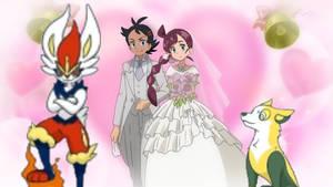Goh and Chloe's Wedding