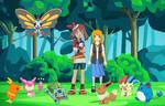 Pokemon Quest: Pokemon Playing